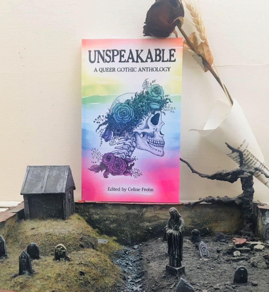 Unspeakable anthology print