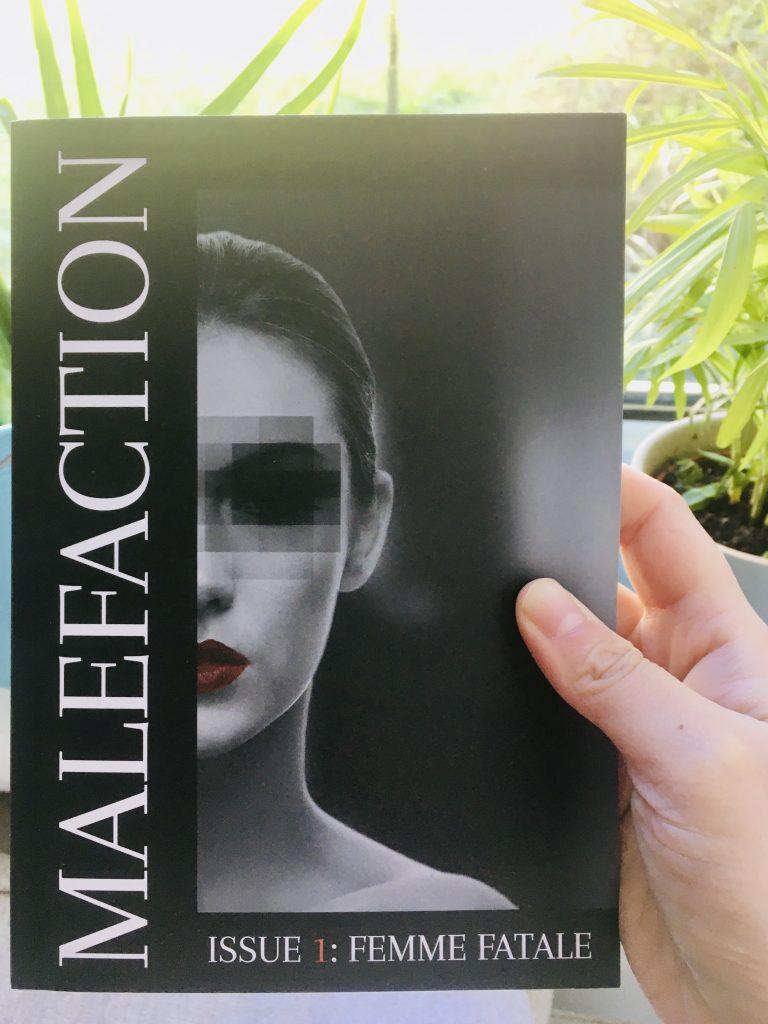 Malefaction Femme Fatale print