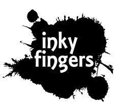 inky fingers event banner